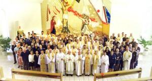 Arhivska fotografija: članovi Sinode na II. plenarnom zasjedanju